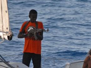 Сомалийские пираты отпустили арабское судно, не получив выкупа