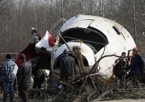 Польша подтвердила, что в кабине пилотов самолета Качиньского был командующий ВВС