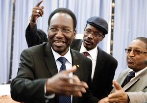 Новый президент Мали пригрозил восставшим туарегам  тотальной и беспощадной  войной
