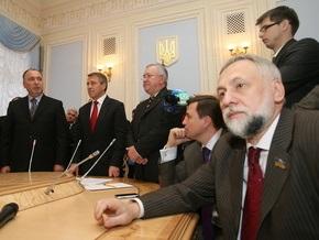 В НУ-НС заявили, что Ющенко планирует отменить выборы путем введения чрезвычайного положения