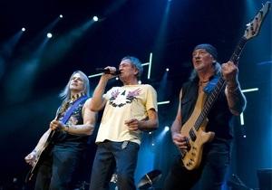 Deep Purple записывает новый альбом