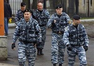 Всем подразделениям милицейского спецназа РФ выдадут устройства для стрельбы из-за угла