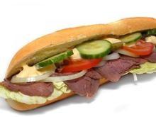 За нож в сэндвиче американец требует миллион долларов