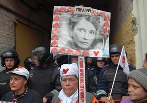 Сегодня суд проведет предварительное рассмотрение апелляции по делу Тимошенко