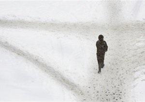 Киевские власти закупили новую технику для уборки улиц зимой