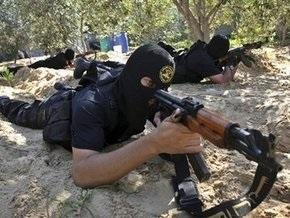 Палестинские боевики выпустили 20 ракет по югу Израиля