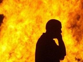 Из-за взрывов баллонов в Днепропетровской и Киевской областях погибли рабочие
