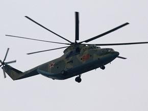 Британские войска в Афганистане летают на российских вертолетах