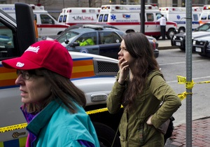 В Бостоне в связи с терактом отключили сотовую связь