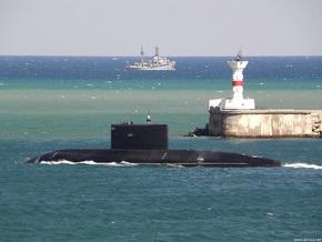Единственная подлодка ЧФ РФ прошла глубоководные испытания
