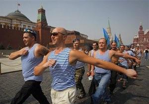 В Москве произошла массовая драка между десантниками и выходцами из Дагестана