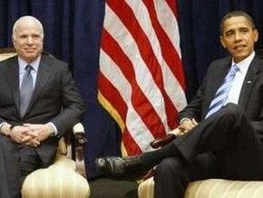 Обама и Маккейн обсудили будущее Америки