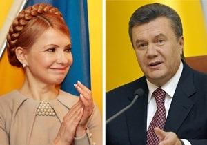 Источник: Ющенко, Янукович, Тимошенко и Литвин отказались от теледебатов
