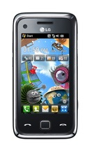 Смартфон LG GM730 – получите больше от жизни!