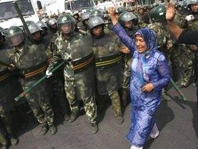 МИД Китая заявил о восстановлении порядка в Урумчи