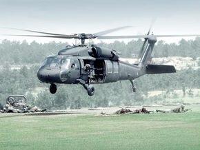 В США потерпел крушение военный вертолет: есть жертвы