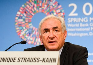 Глава МВФ задержан по подозрению в сексуальных домогательствах