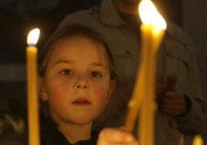 В УПЦ не рекомендуют без приглашения приходить на молебен в честь Дня крещения Руси