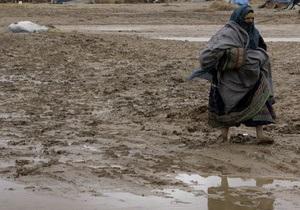 В Афганистане 30 человек погибли при сходе селевых потоков