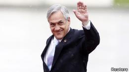 Президента Чили критикуют за сексистскую шутку