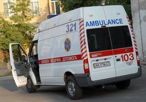 В центре Кременчуга задержали голого мужчину