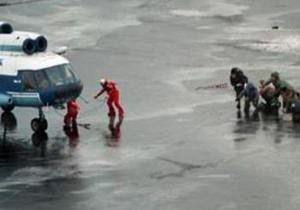 В Рижском заливе с дрейфующих льдин эвакуировали уже более 200 человек
