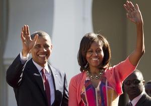 Барак и Мишель Обама поздравили королевскую чету с рождением первенца
