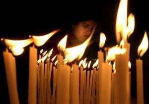 В Киеве проходит кампания памяти жертв Голодомора