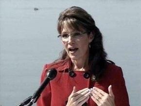 Сара Пэлин уходит в отставку с поста губернатора Аляски