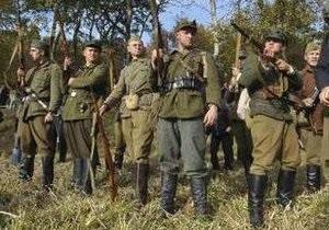 Во Львове провели Марш славы УПА