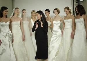 Вера Вонг ввела плату за примерку свадебных платьев
