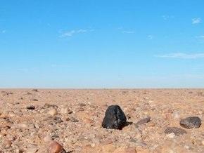 Американцы собрали в Судане обломки астероида