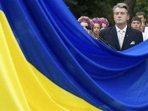 Руководство государства и представители религиозных конфессий помолились за Украину