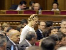 Партия регионов: Для отставки Тимошенко голосов предостаточно