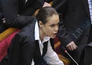 Пресс-секретарь Королевской о словах Ефремова: Регионалы оправдываются за проваленную декриминализацию