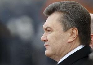 Опрос: новогоднее поздравление Януковича намерены слушать 71,5% украинцев