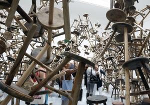 Биеннале в Венеции: олигархи, диссиденты и много искусства - DW