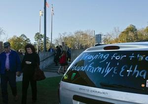 Похититель мальчика в Алабаме застрелен в ходе операции ФБР