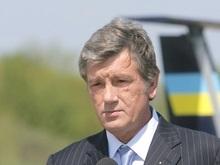 Ющенко отправился в Литву