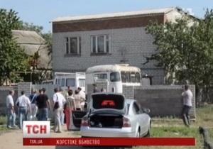 Тройное убийство в Николаеве: Людей зарезали спящими