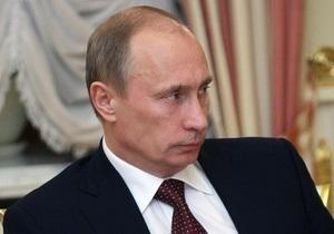 НГ: Киев встретил Путина неприветливо