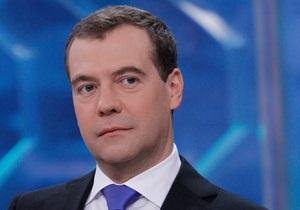 Пресса Британии: список промахов Дмитрия Медведева