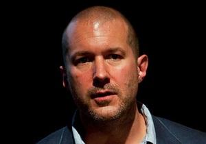Главный дизайнер Apple признан главным инноватором Великобритании 2012 года