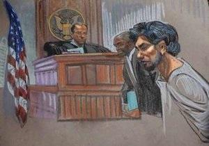 Обвиняемый в попытке теракта на Таймс-сквер впервые предстал  перед судом