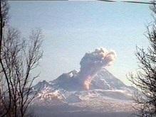 На Камчатке произошло мощнейшее извержение вулкана