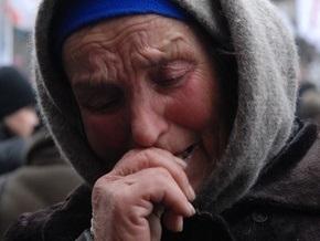 Киевские ветераны требуют от Черновецкого навести в городе порядок
