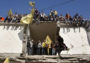 ХАМАС впервые разрешило отметить в секторе Газа годовщину основания ФАТХ