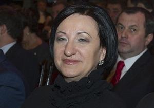 Выборы мэра Киева - Герега - Герега не намерена принимать участие в выборах мэра Киева