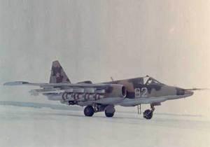 В Баку техника засосало в турбину штурмовика Су-25