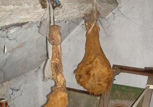 На одной из ферм Британии нашли два окорока возрастом более ста лет